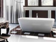 Freestanding rectangular bathtub VICENZA PICCOLO - Polo