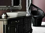 Countertop rectangular washbasin VICENZA | Washbasin - Polo