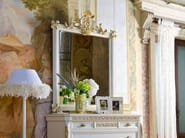 Countertop framed mirror VILLA | Mirror - Arvestyle