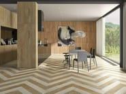 Wall/floor tiles with wood effect VILLA - Revigrés