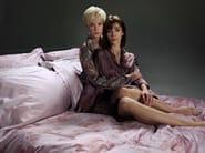 Cotton bedding set VILLE D'AMOUR QUEEN SET - sans tabù