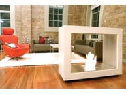 Bioethanol double-sided fireplace VISION - EcoSmart Fire