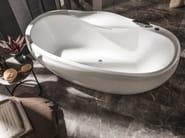 Freestanding oval bathtub VITAE | Bathtub - NOKEN DESIGN