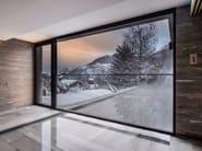 Aluminium patio door VITROCSA TH+ Guillotine - Vitrocsa
