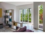 Aluminium and wood window VIVALDI INTEGRALE - ITALSERRAMENTI