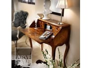 Solid wood secretary desk VIVRE LUX | Secretary desk - Arvestyle