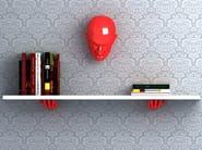 Adamantx® wall shelf VLADIMIR - ZAD ITALY