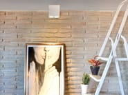 Lampada da soffitto a LED in alluminio WALLE 2 - LED BCN Lighting Solutions