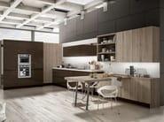 Cucina componibile con maniglie integrate WEGA - ARREDO 3