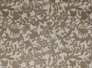Fabric with floral pattern WILD PARTY - Dedar
