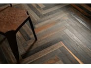 Porcelain stoneware flooring with wood effect WOOD_MOOD | Flooring - Ceramica Fioranese