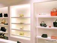 Plasterboard wall shelf Wall shelf - Profilgessi