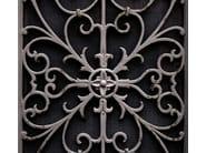 Motif wallpaper WROUGHT METAL GATE - Mineheart