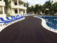 Bamboo decking Decking Bamboo X-Treme® Themo-Treated - Moso International