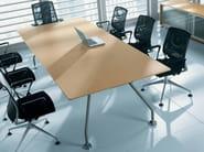 Tavolo da riunione rettangolare XEON | Tavolo da riunione - BALMA