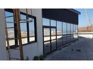 Solar control window film XTRM SILVER 20/35X - FOSTER T & C