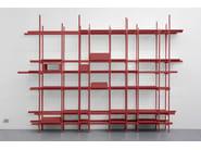 Open sectional bookcase XYZ - Moca