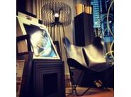 Fluorescent floor lamp YU | Floor lamp - Marzais Créations