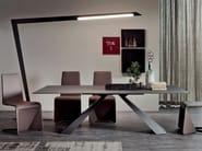 Steel floor lamp ZED - Cattelan Italia