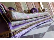 Classic style 3 seater fabric sofa ZERYBA CURVO | Classic style sofa - Domingo Salotti