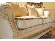 Classic style 2 seater fabric sofa ZERYBA | Classic style sofa - Domingo Salotti