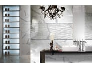 Wall tiles with marble effect ABSOLUTE PLUS SWING - CERAMICHE BRENNERO