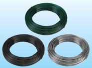 Barbed wire, drawn steel wire Accessories - Siderurgica Ferro Bulloni