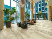 Porcelain stoneware wall/floor tiles with marble effect AESTHETICA WILDE - AVA Ceramica by La Fabbrica
