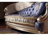 3 seater tufted sofa AGATHA | 3 seater sofa - Domingo Salotti