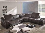 Sectional relaxing sofa AIKO   Sectional sofa - Egoitaliano