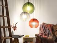Plywood pendant lamp AION - IUMI