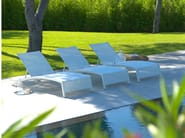 Recliner Batyline® garden daybed AIRWIN - Les jardins