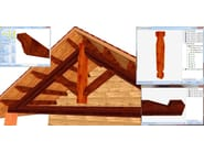 Structural calculation for timber WoodCon AB - Timber roofs and houses - SYSTEMS EDITORIALE E FINANZIARIA