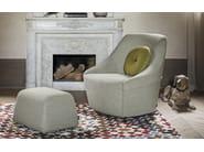 Fabric armchair ALMA | Armchair - Calligaris