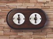 Electrical socket ARREDA ROUND - 1 - GI Gambarelli