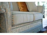 3 seater fabric sofa ARTHUR   Classic style sofa - Domingo Salotti