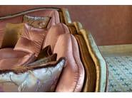 Corner fabric sofa with removable cover ARTHUR | Corner sofa - Domingo Salotti