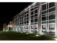 Fluorescent aluminium Floor Light ASTER F.1039 - Francesconi & C.