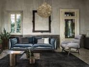 2 seater fabric sofa AUTO-REVERSE | Fabric sofa - Arketipo