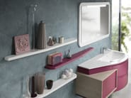 Sistema bagno componibile AVANTGARDE - Composizione 3 - INDA®
