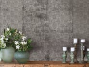 Motif panoramic wallpaper AVENUE CANESTRO - Inkiostro Bianco