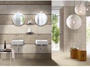 Indoor porcelain stoneware wall/floor tiles B-CONCRETE - CERAMICHE BRENNERO