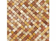 Marble mosaic BABILONIA GOLD - FRIUL MOSAIC