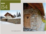 Artificial stone finish BADIA P84 - GEOPIETRA®
