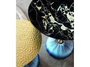 Round marble coffee table BAG | Marble coffee table - Longhi