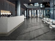 Porcelain stoneware wall/floor tiles with stone effect BASALIKE | Wall/floor tiles - Panaria Ceramica
