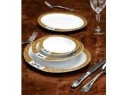 Porcelain plates set BEL AIR | Plates set - Formitalia Group