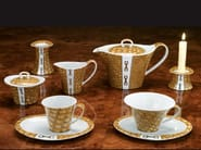 Servizio da tè in porcellana BEL AIR | Servizio da tè - Formitalia Group