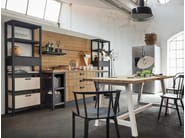 Wooden kitchen BILBAO - Callesella Arredamenti S.r.l.