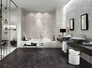 Porcelain stoneware wall tiles with marble effect BISTROT | Wall tiles - Ragno